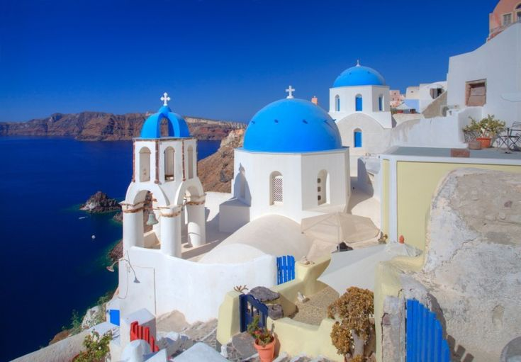 Grécia um dos destinos mais procurados para lua de mel