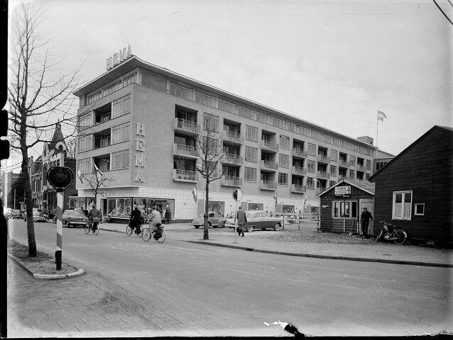 Hema jaren 50 Bussum