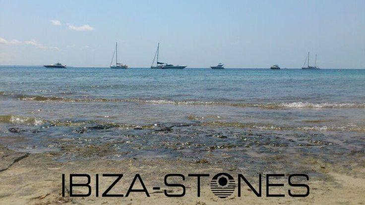 Good morning! #ibiza #ibizastones