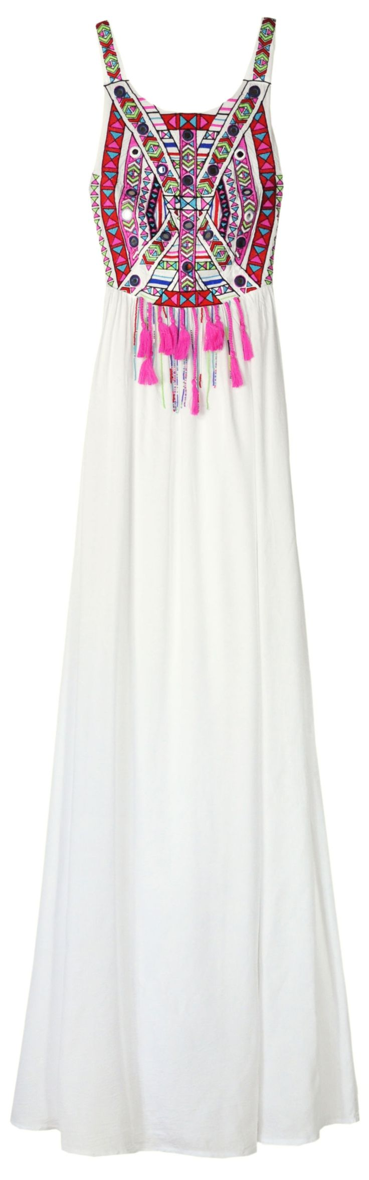 Mara Hoffman Embroidered Mirror Dress…love it and order it today :) youhooo