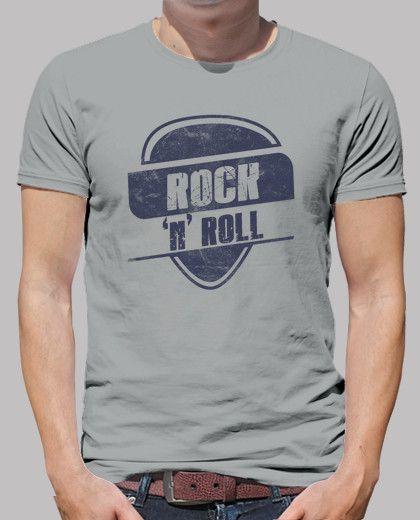 camiseta rock, camiseta rockera vintage