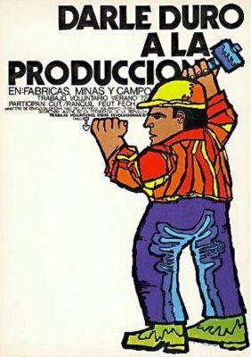 1972. Darle duro a la producción