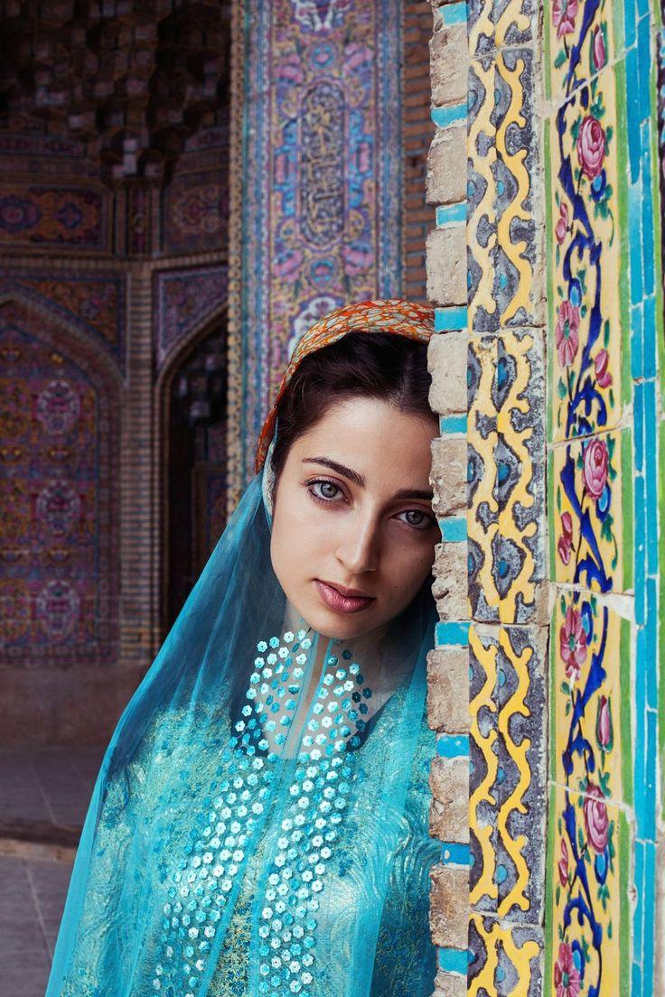 Nasir al-Mulk Mosque, Shiraz, Iran
