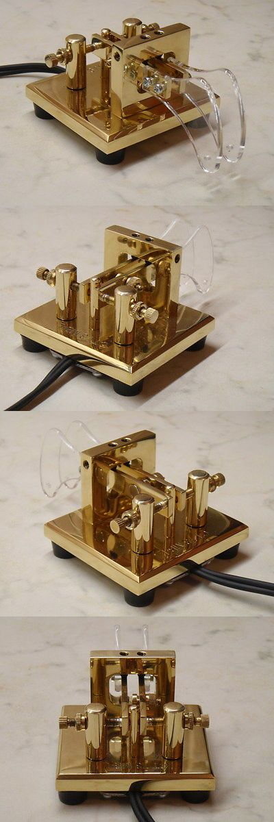 Code Keyers and Keys: Ct 73 L Iambic Magnet Tension Brass Lever Paddle. Travelling, Qrp. Newandb D -> BUY IT NOW ONLY: $129.73 on eBay!