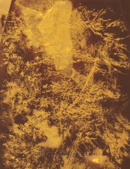 Bleached paper texture