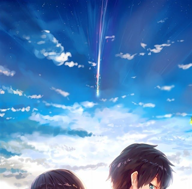 27 Anime Wallpaper For Couples Di 2020