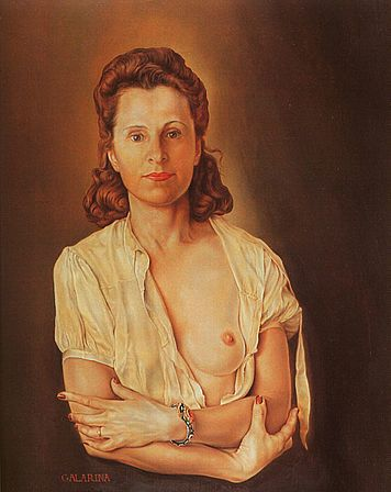 Gala Diakonova - The 30 Most Famous Muses in Art   Complex