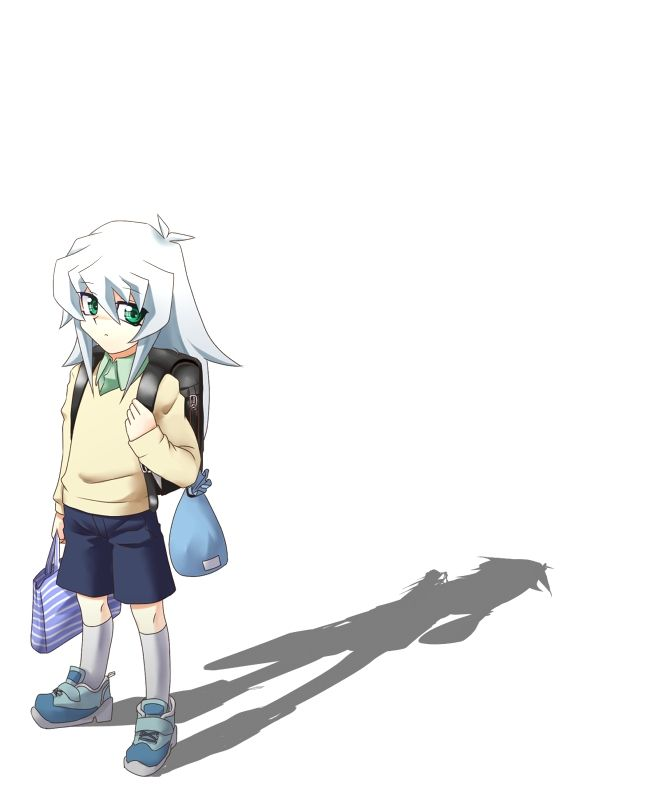 Bakura…the cutest little thing in all of yugioh! <3