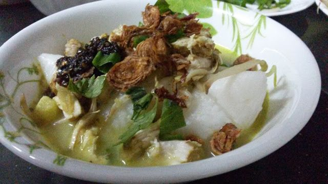 Blog Resepi Shafiqah: Resepi Soto Ayam Indonesia