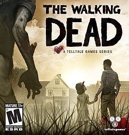 The Walking Dead video game. Definitley one of my favorites!!! Recommend it to anyone with good taste and who likes the show