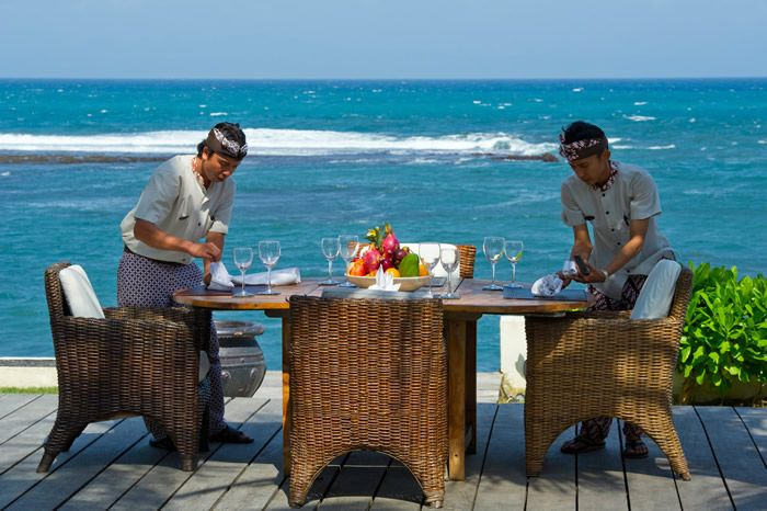 Majapahit Beach Villas | Villa Maya | 4 bedrooms #bali #sanur #seaside #oceanfront