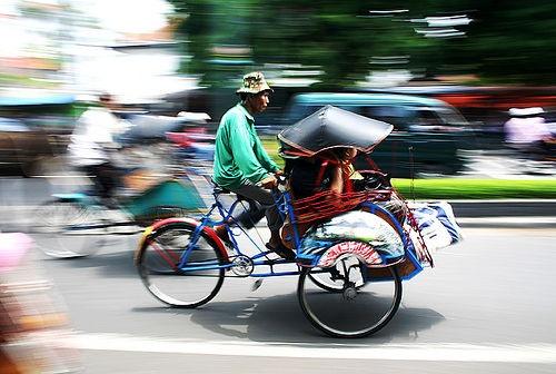 Yogyakarta, Java, Indonesia    i dream in color (by javajive)