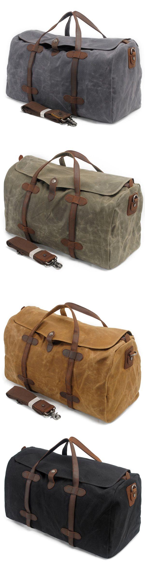 [46%OFF] Batik Canvas Holdall Bag Big Capacity Bucket Bag Waterproof Crossbody Bag For Men