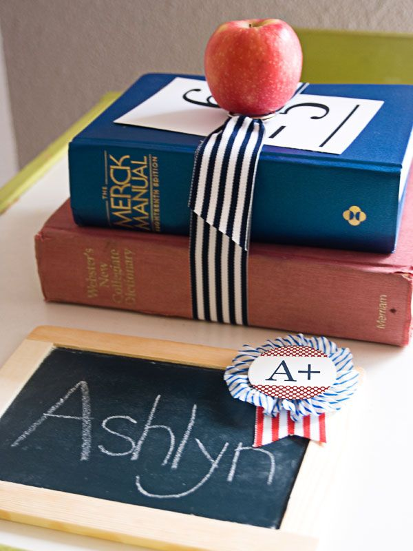 back to school party table centerpieces - Bing Images