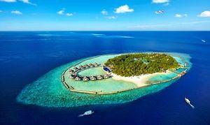 Groupon - ✈ Malediven: 6 oder 8 Tage für Zwei mit Flug ab Deutschland oder Österreich und Halbpension in einem 4* Hotel in Visavis-Holidays GmbH. Groupon Angebotspreis: 2.222€
