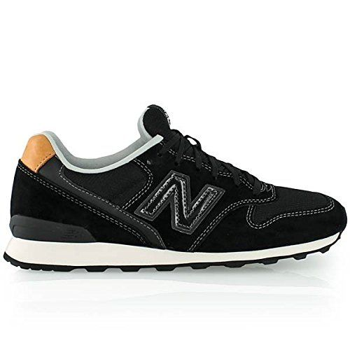 New Balance Damen Sneakers, Schwarz, 36 EU (*Partner-Link)