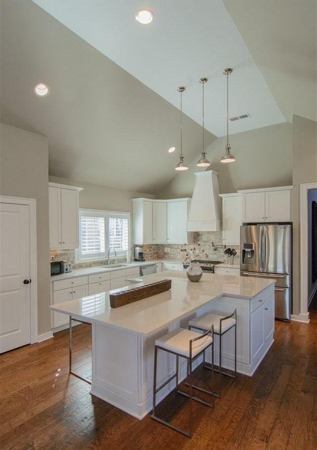 15 Spectacular Kitchen Island Ideas In 2020 3mkitchenislandideas Custom Kitchen Island Kitchen Island With Seating Kitchen Design Small