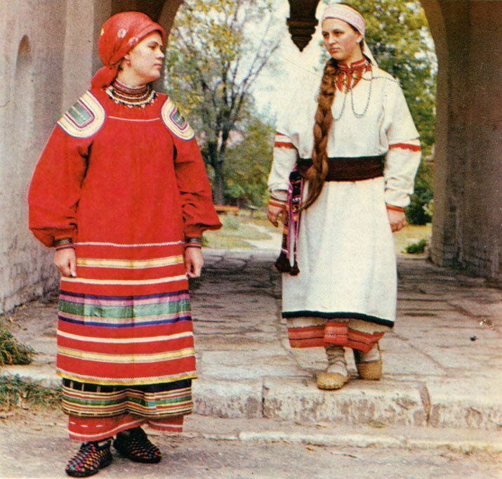 Рязанский костюм — красота сквозь века - Ярмарка Мастеров - ручная работа, handmade