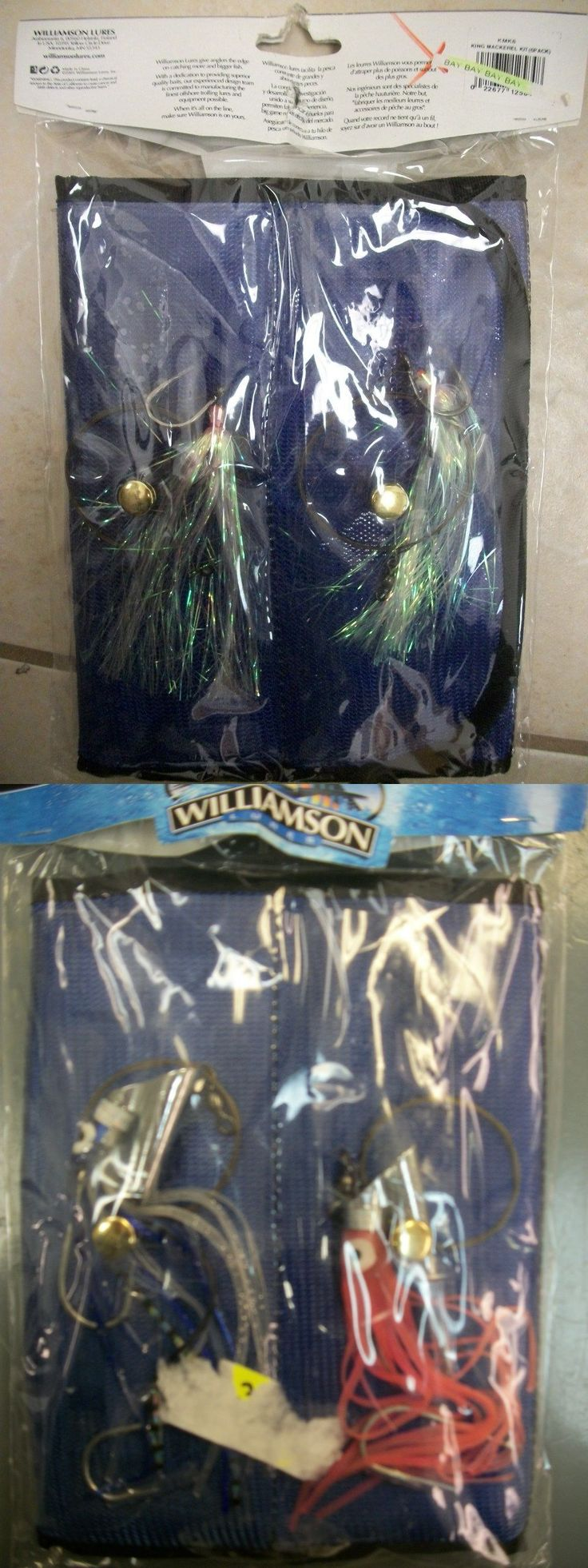 Rigs and Harnesses 179975: Williamson Lures King Mackerel Kit (6Pack) Kmk6 -> BUY IT NOW ONLY: $35 on eBay!