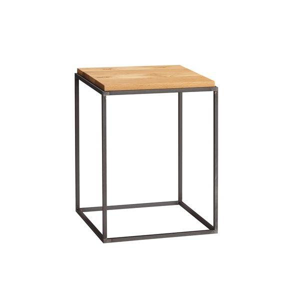 FRAME SIDE TABLE White Oak Top: テーブル・デスク デザイン家具 インテリア雑貨 - IDEE SHOP Online