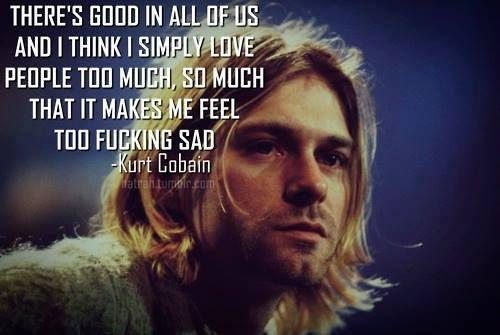 Kurt Cobain Nirevana