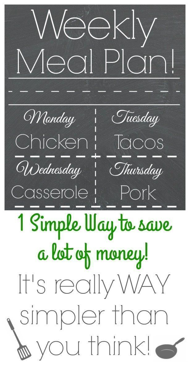 Ok, heres how to do it! Heres how to save a TON of money per month! Its really simple, its really easy. and Ill give you a hint: It has to do with FOOD! Ye
