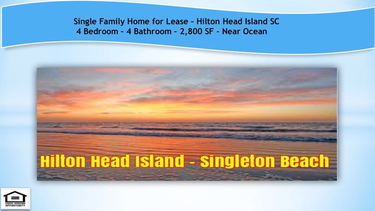 Houses For Rent in Hilton Head Island SC 29928  https://gp1pro.com/USA/SC/Beaufort/Hilton_Head_Island/Singleton_by_the_Beach/6_Henry_Lane.html  Call or Text 512-766-4353 for more information: Escape to Hilton Head Island in style and comfort when you stay at this lovely 4-bedroom, 4-bathroom single family house that comfortably sleeps 8. Situated in a beautiful community just a short walk from the most pristine beach on the island. This Charleston-style home is available for a short term…