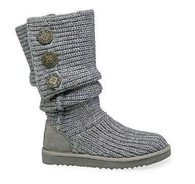 UGG Classic Cardy 5819 Boots Gray