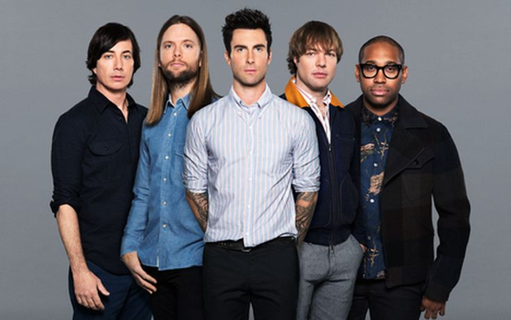 Maroon 5 signs to Interscope Records; new album due in Sept