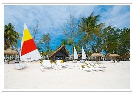 Watersports centre at Ambre Hotel Mauritius. To book go to www.mainlymauritius.co.uk