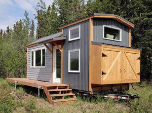 Quartz Tiny House Ana White
