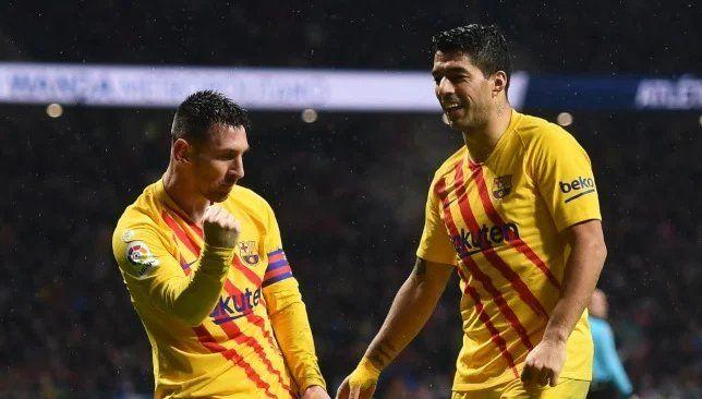 هل يلعب ميسي وسواريز في فريق واحد بعد محطة برشلونة سبورت 360 تسبب قرار نادي برشلونة الإسباني في الاستغناء ع Lionel Messi Lionel Messi Barcelona Luis Suarez