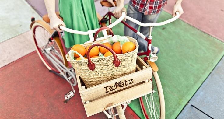 3 Speed Women's Transport Bike by Roetz-Bikes   MONOQI