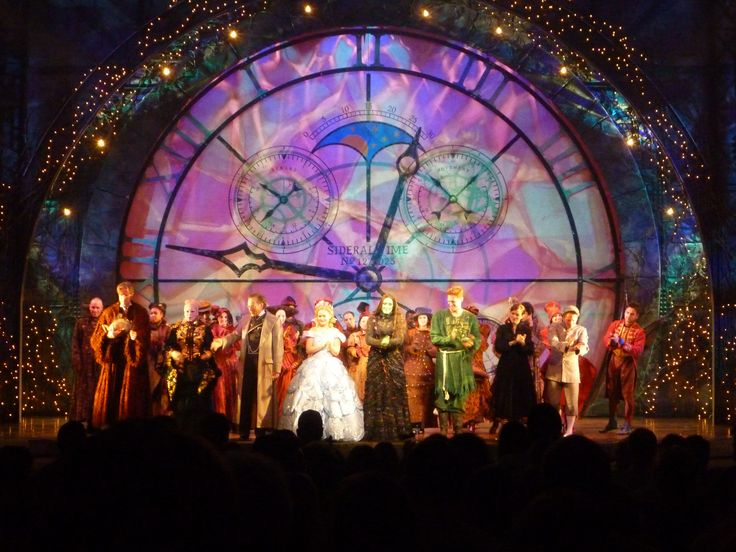 Wicked (musical) - Wikipedia, the free encyclopedia