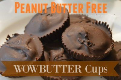 "WOWButter ""Peanut Butter"" Cups recipe #NutFree #Classroomfriendly #KidFriendly #Recipe #PartySnack #Dessert (scheduled via http://www.tailwindapp.com?utm_source=pinterest&utm_medium=twpin&utm_content=post104291631&utm_campaign=scheduler_attribution)"