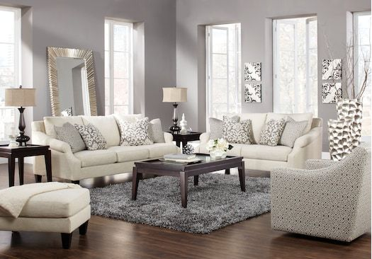 Picture Of Regent Place 7 Pc Living Room From Living Room Sets