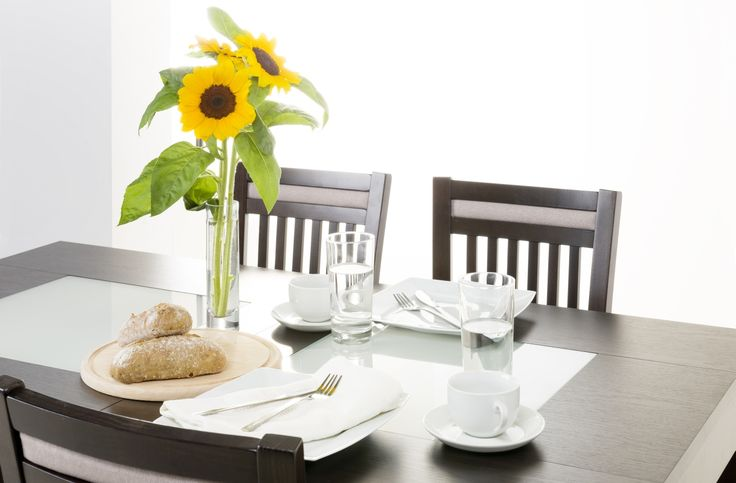 Śniadanie przy takim stole zawsze będzie dobrze smakować :) #meble #szynakameble #furniture #wood #drewno #inspiracja #zainspirujsie #inspiration #jadalnia #diningroom