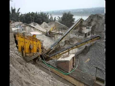 open pit quarry for surface mine design