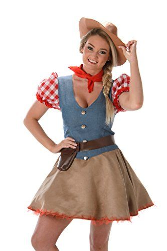 cowgirl fancy dress women
