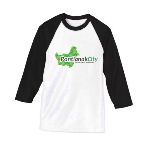 Pontianak City 002 dari tees.co.id Oleh Sixteens