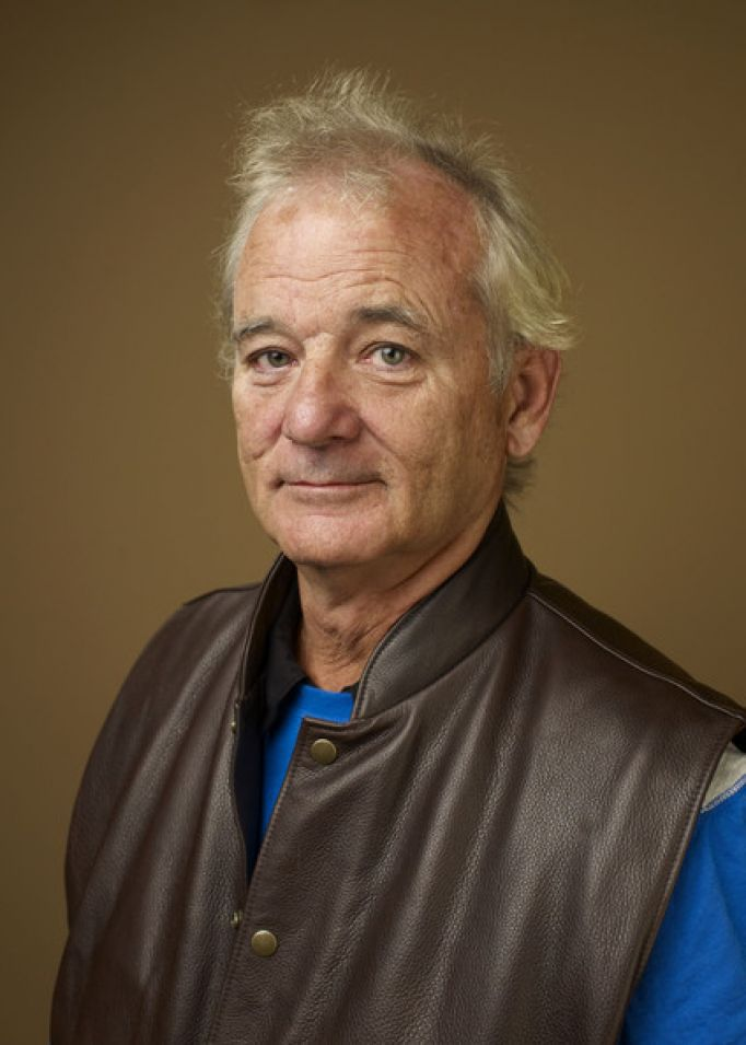Bill Murray Actor Bill Murray from Passion Treatment poses for a portrait ...