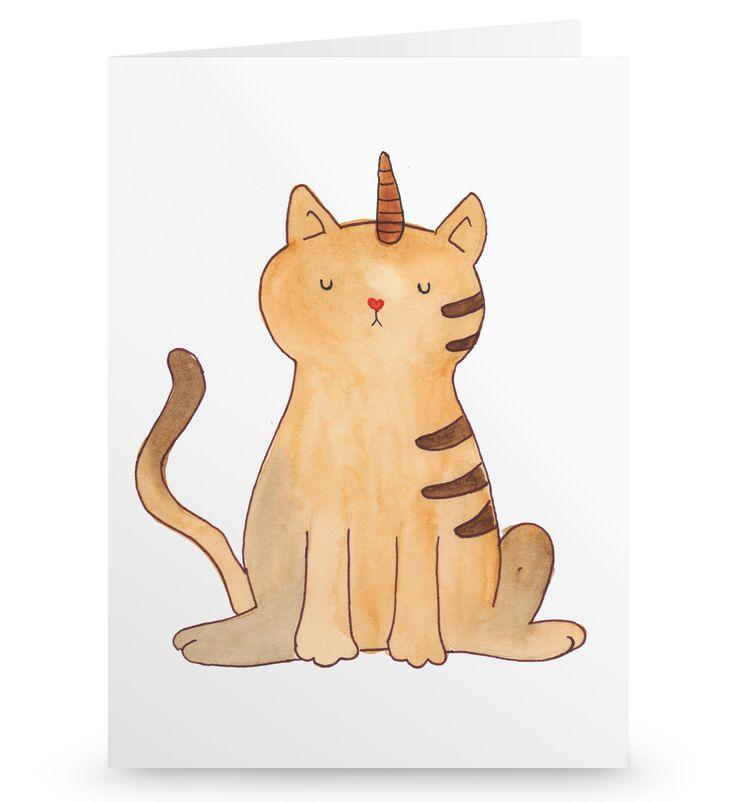 Karton Katze