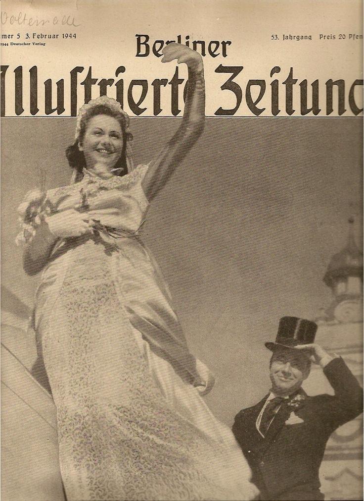 Berliner Illustrierte Zeitung , 1944