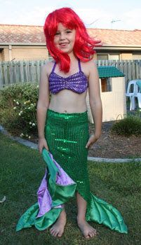 making a splash in mermaid halloween costumes costumes mermaid and mermaid halloween costumes - Mermaid Halloween Costume For Kids