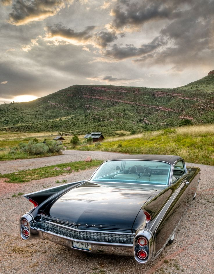 1960 Cadillac Eldorado...Re-pin brought to you by #InsuranceAgents at #HouseofInsurance Eugene, Or. #541-345-4191