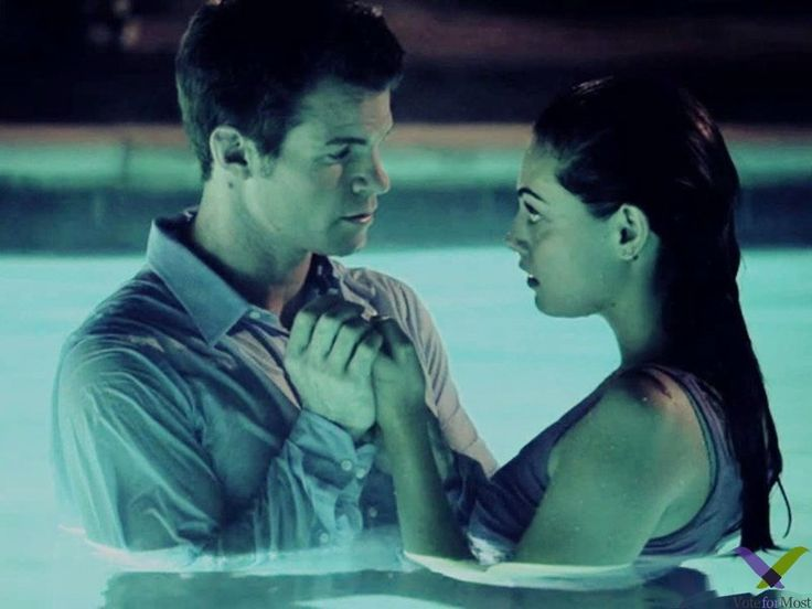 Hayley and Elijah - Hayley and Elijah