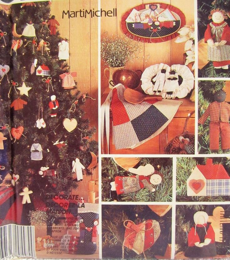 Christmas Craft Patterns Sewing Image collections - origami ...