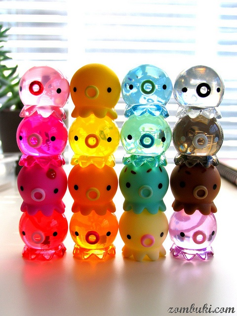 My Current Takochu Collection | Flickr - Photo Sharing!