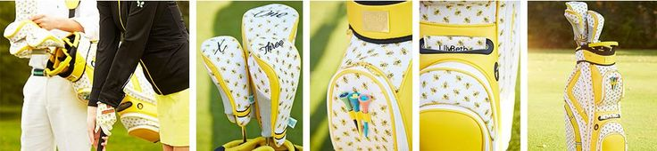 @LilybethGolf is your one stop shop for #LadiesGolfBags and accessories like Golf Balls, Golf Tees, Shoe Bags  more.
