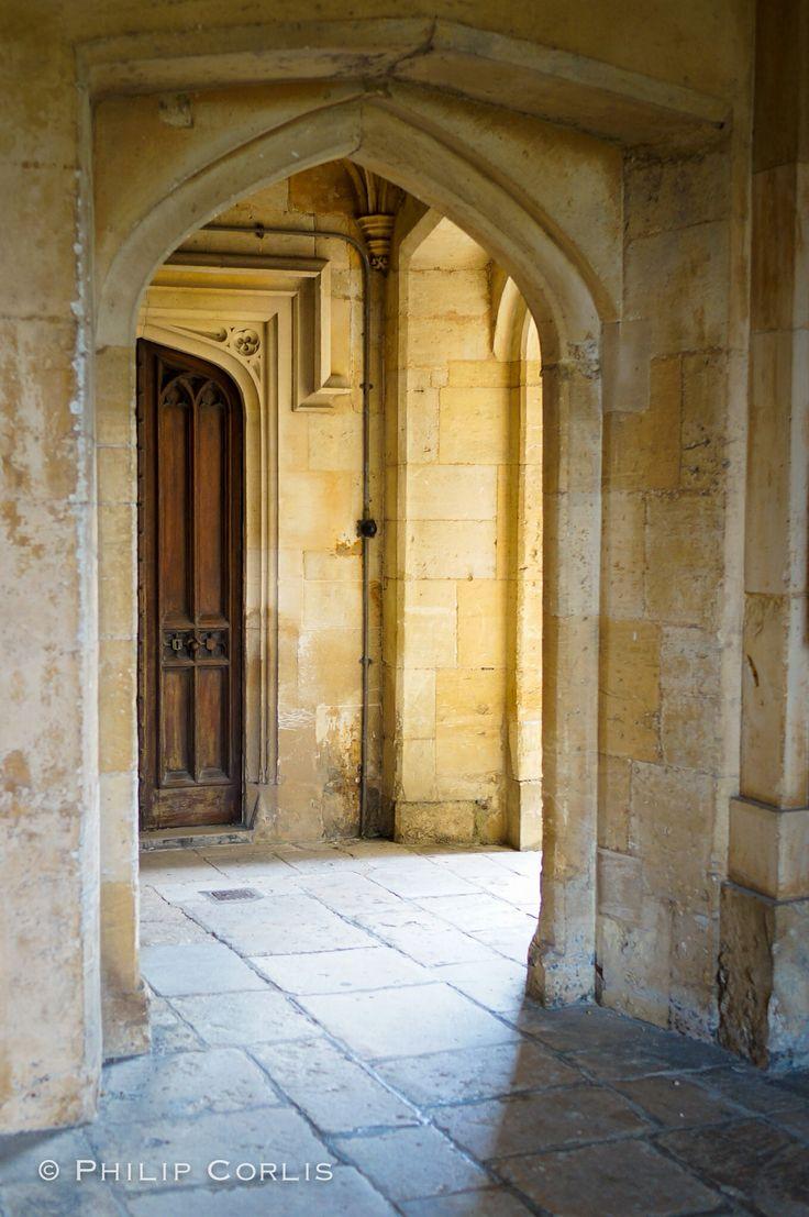 Archways, Oxford, England.